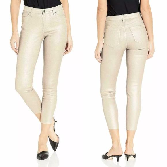 Anthropologie Denim - NWT Ella Moss Anthropologie Skinny Coated Jeans